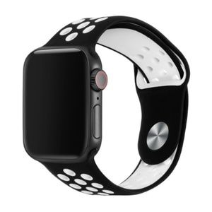 Accessories - ❤️NEW Black White Sport Band For Apple Watch